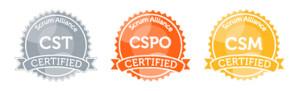 CSPO Scrum Alliance