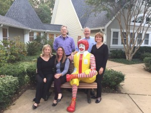 Ronald McDonald House team