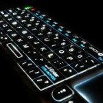 keyboard black