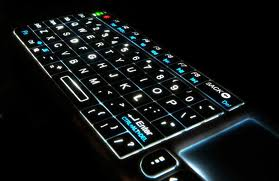 keyboard black