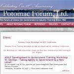 Potomac Forum